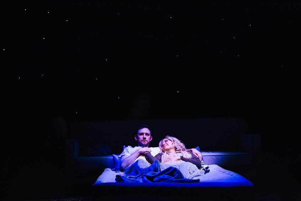 deca1a6adc2 LOS ANGELES – There are times when an essential scenic element in a  theatrical production poses special challenges for a lighting designer.