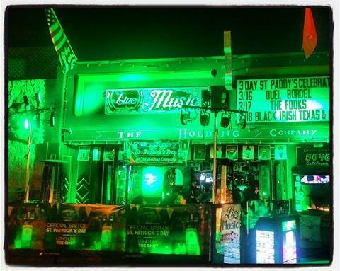 St. Patricks Day with CHAUVET Professional